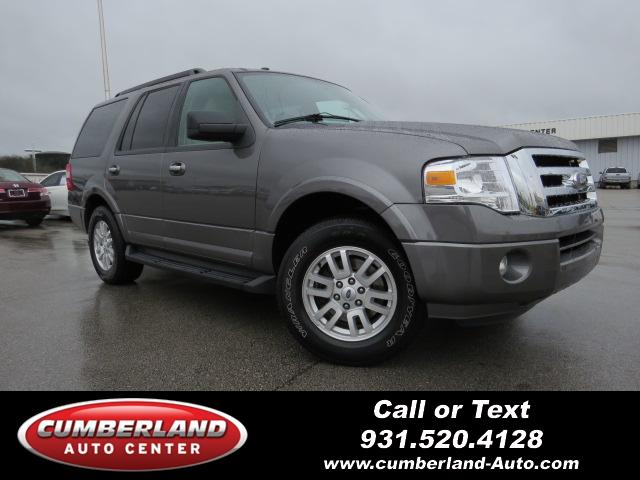 pre-owned 2014 ford expedition xlt sport utility in cookeville