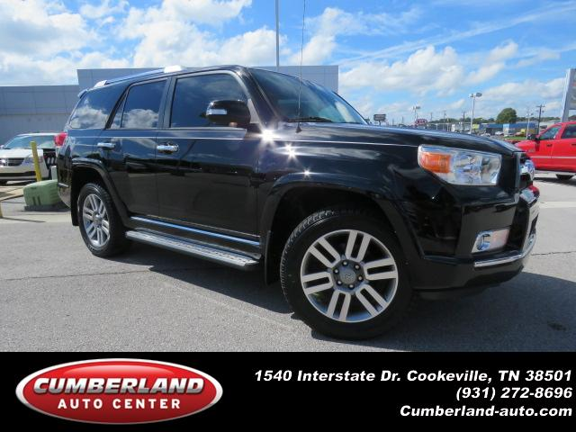 Pre Owned 2011 Toyota 4runner Limited
